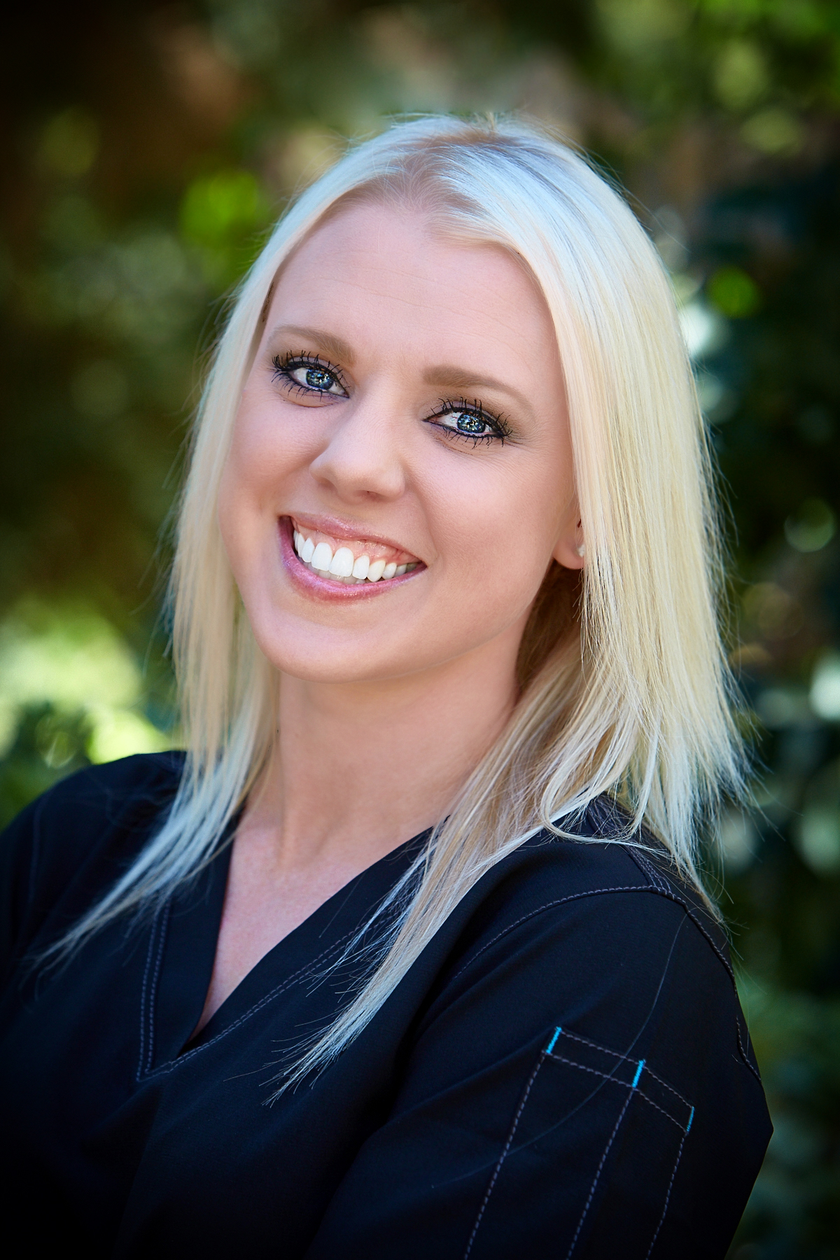 Katie, a dental hygienist at San Diego Dental Studio.